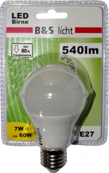 LED Birne 540 lm